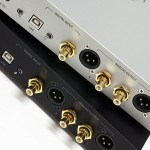 Calyx Audio - 24/192 DAC, back view