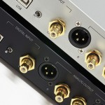 Calyx Audio - 24/192 DAC, detailed back view