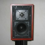 Audio Space AS-3/5A Monitor Speaker detailed front view