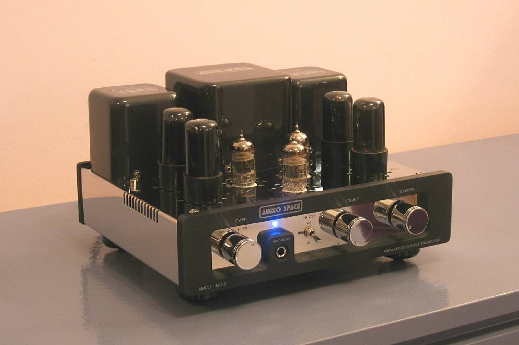 Audio Spacec AS-2.8i (6V6) Tube Integrated Amplifier