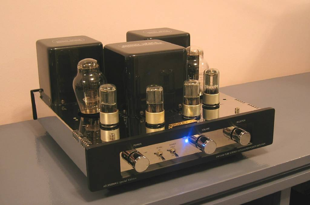 Audio Space AS-300B MKIISE Tube Integrated Amplifier