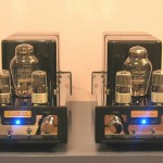 Audio Space AS-6M (300B) SE Mono Amplifiers