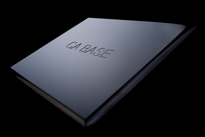 CA Base Damping Plate