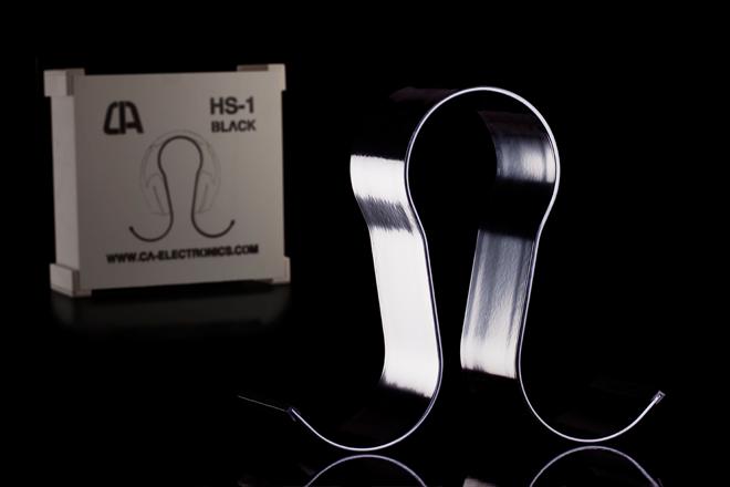 CA HS-1 Headphone-Stand in black