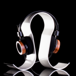 CA HS-1 Headphone-Stand, in white