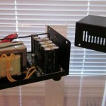 Calyx Audio - CLPS Linear Power Supply, inside left view