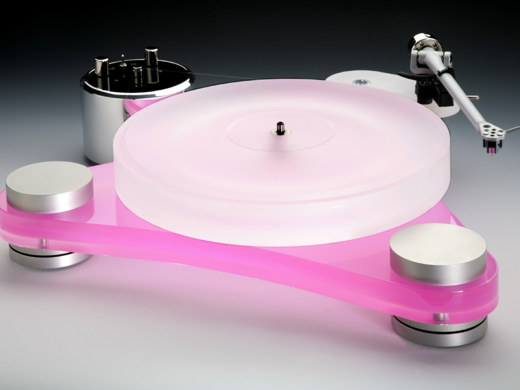 Scheu Analog - Diamond Turntable