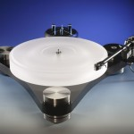 Scheu Analog - Diamond Turntable, in black
