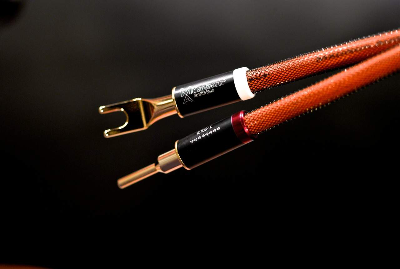 Madison Audio Lab Extreme Reference 1 Speaker Cables