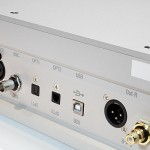 Calyx Audio - Femto DAC, detailed back view right