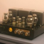 Audio Space Galaxy 300 Tube Integrated Amplifier