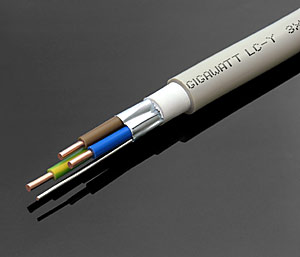 GigaWatt In-Wall Cable LC-Y 3x4