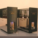 Audio Space MP-1K Mono Amplifiers