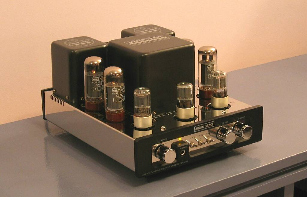 Audio Space Mini-2 (EL34) Tube Integrated Amplifier