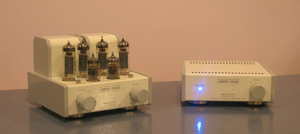 Audio Space Mini Galaxy 1 Tube Integrated Amplifier