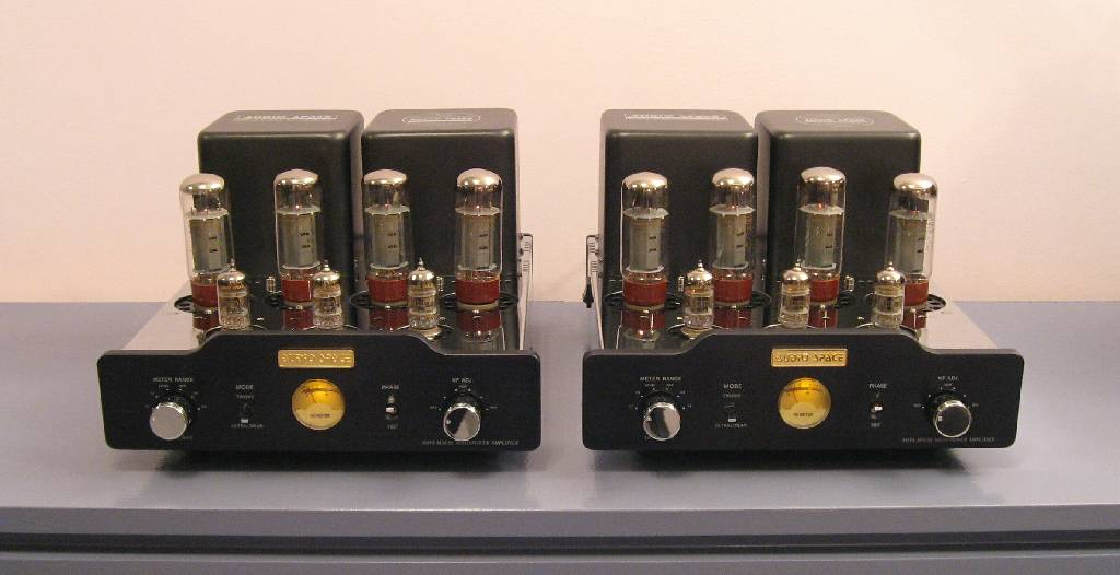 Audio Space NOVA-M34 Mono Amplifiers