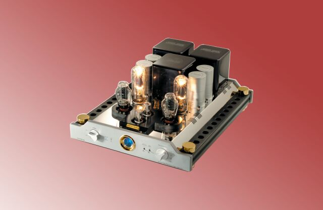 Audio Space Reference One Mono Amplifiers