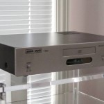 Audio Space T-88A Tube CD Player in silver