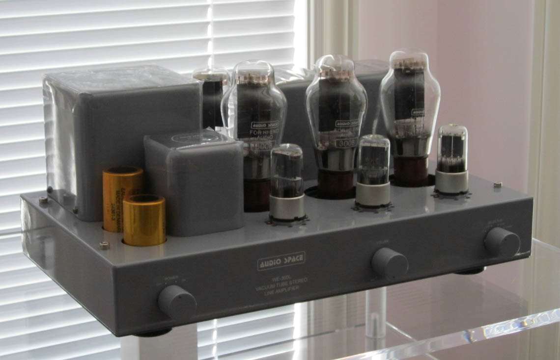 Audio Space WE-300L Tube Preamplifier
