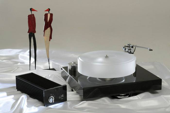 "Audio Exklusiv ""Der Plattenspieler Reference"" Turntable"