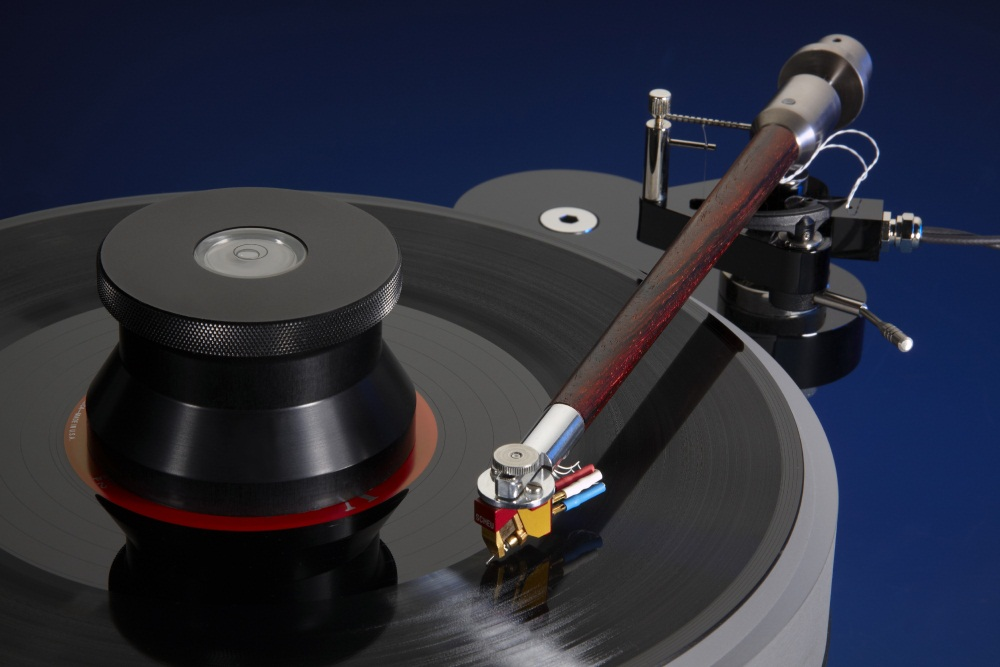 Scheu Analog - Tacco MK II Tonearm