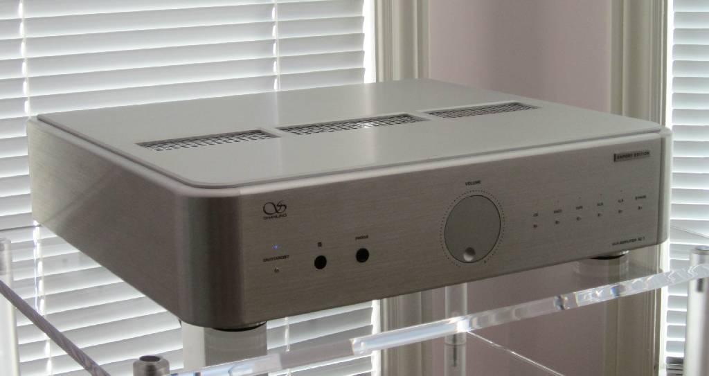 Shanling - A 2.1 Amplifier