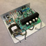 Shanling - A 2.1 Amplifier, inside