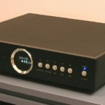 Shanling - CD 2000 CD Player, from the right