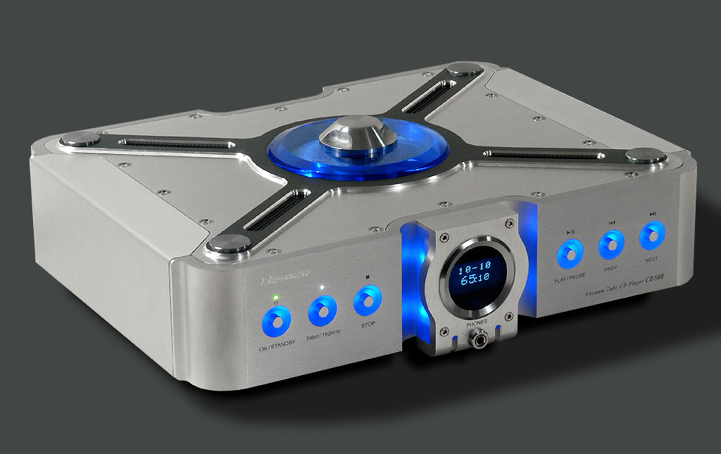 Shanling - CD 500 Export Edition CD Player