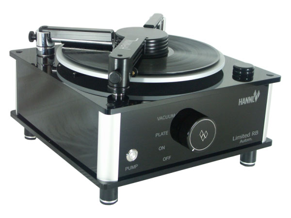 Hannl Vinyl Care Limited record cleaner