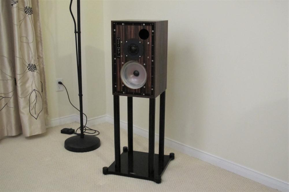 Audio Space BBC Licensed LS-5/9 Monitor Speakers