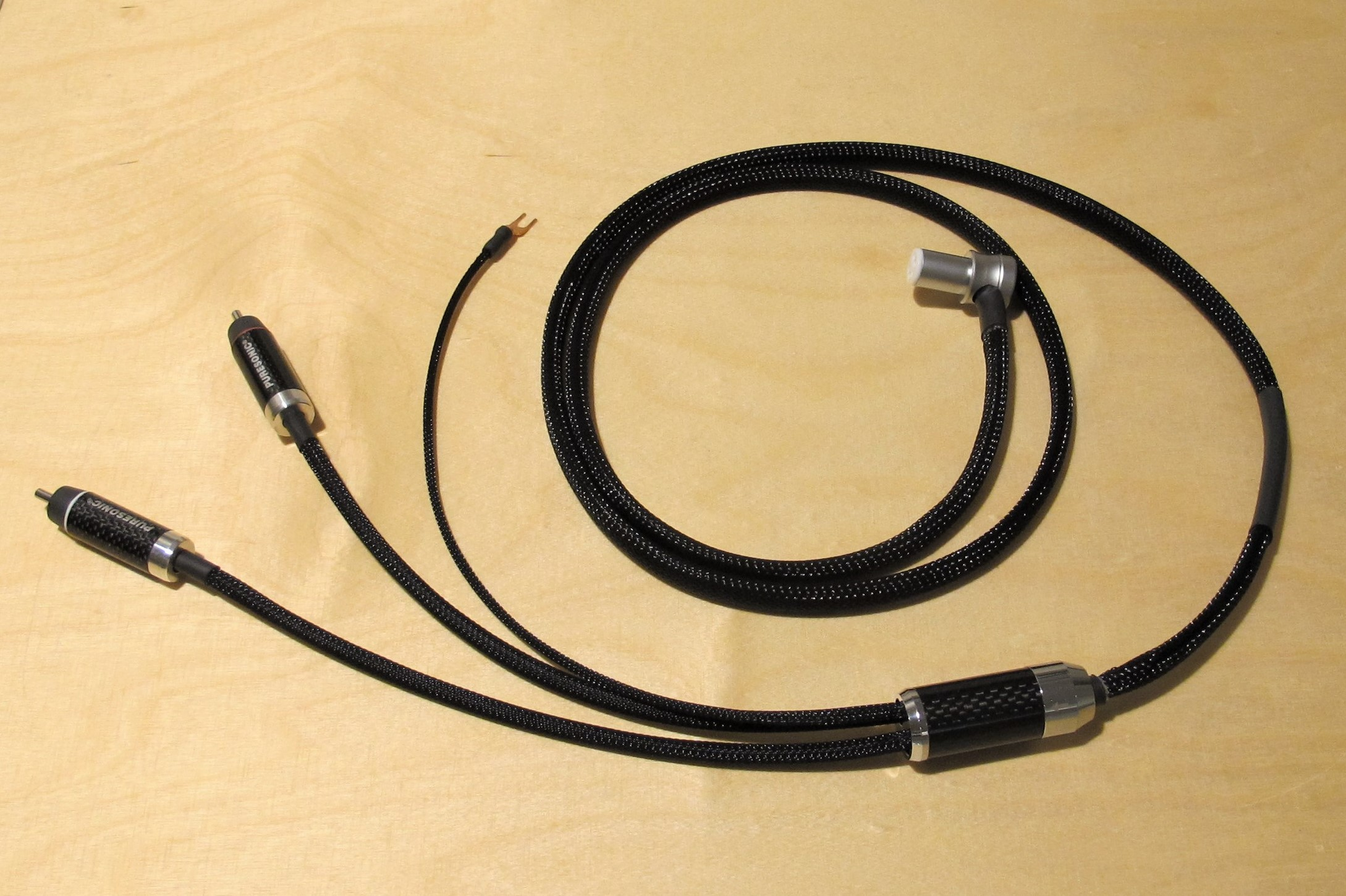 Musiko Tonearm Cable